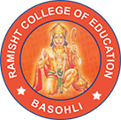 Ramisht College of Education, Basohli